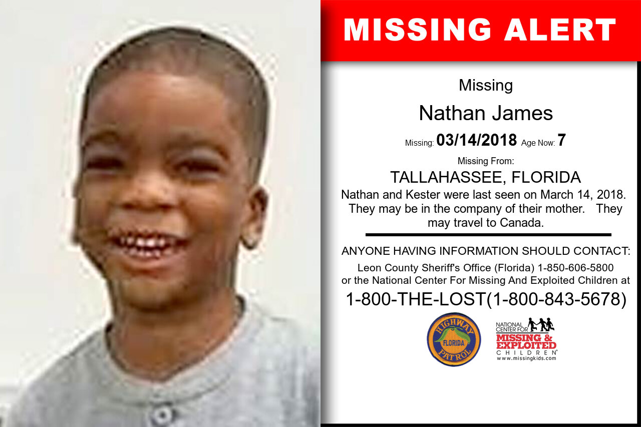 Nathan_James missing in Florida