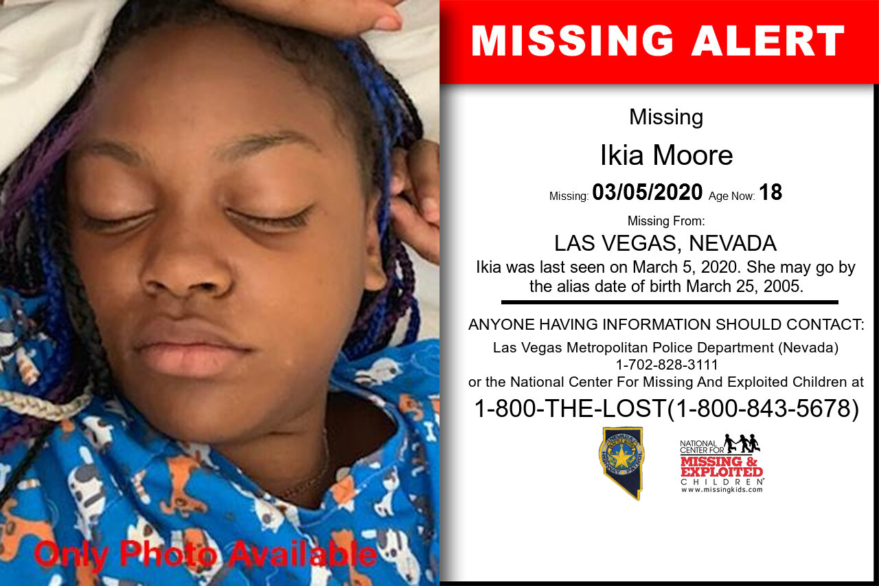 Ikia_Moore missing in Nevada