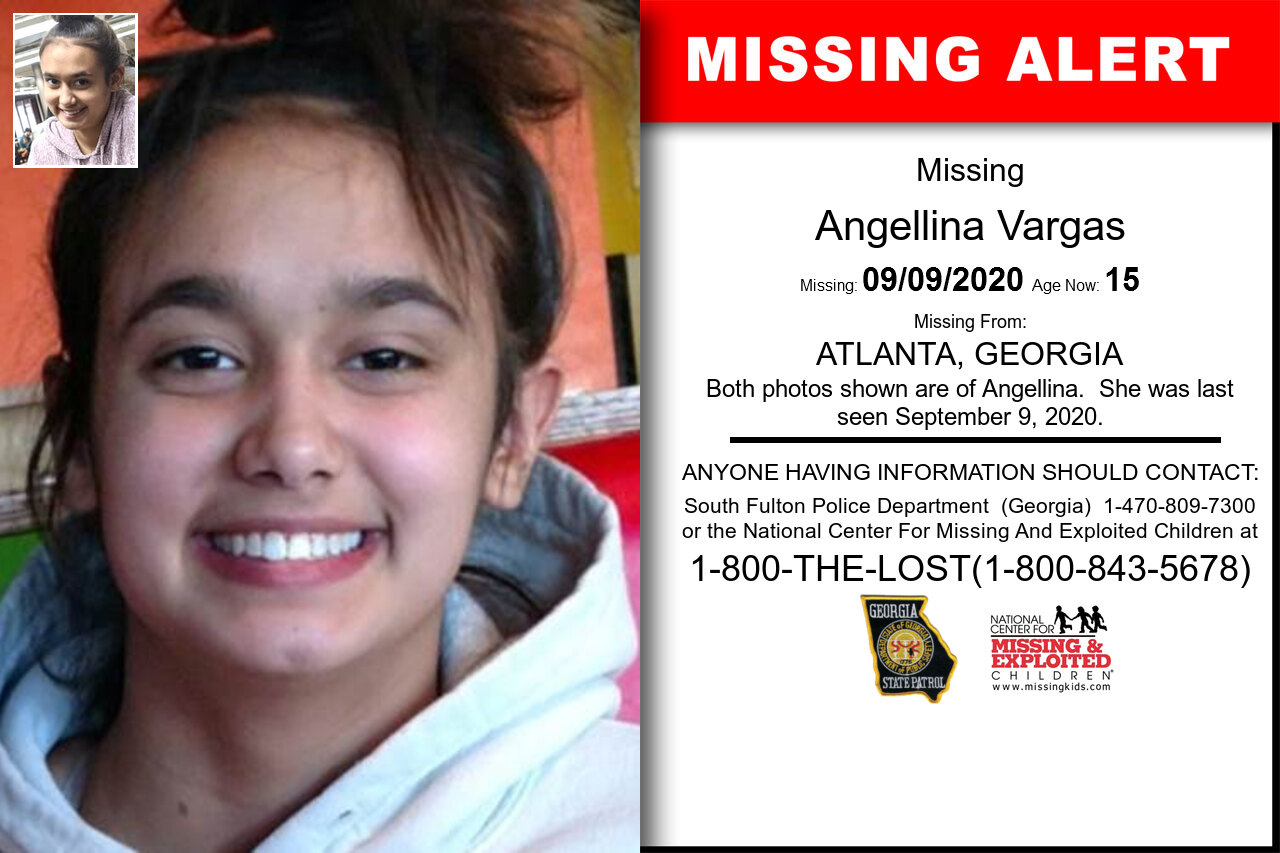 Angellina_Vargas missing in Georgia