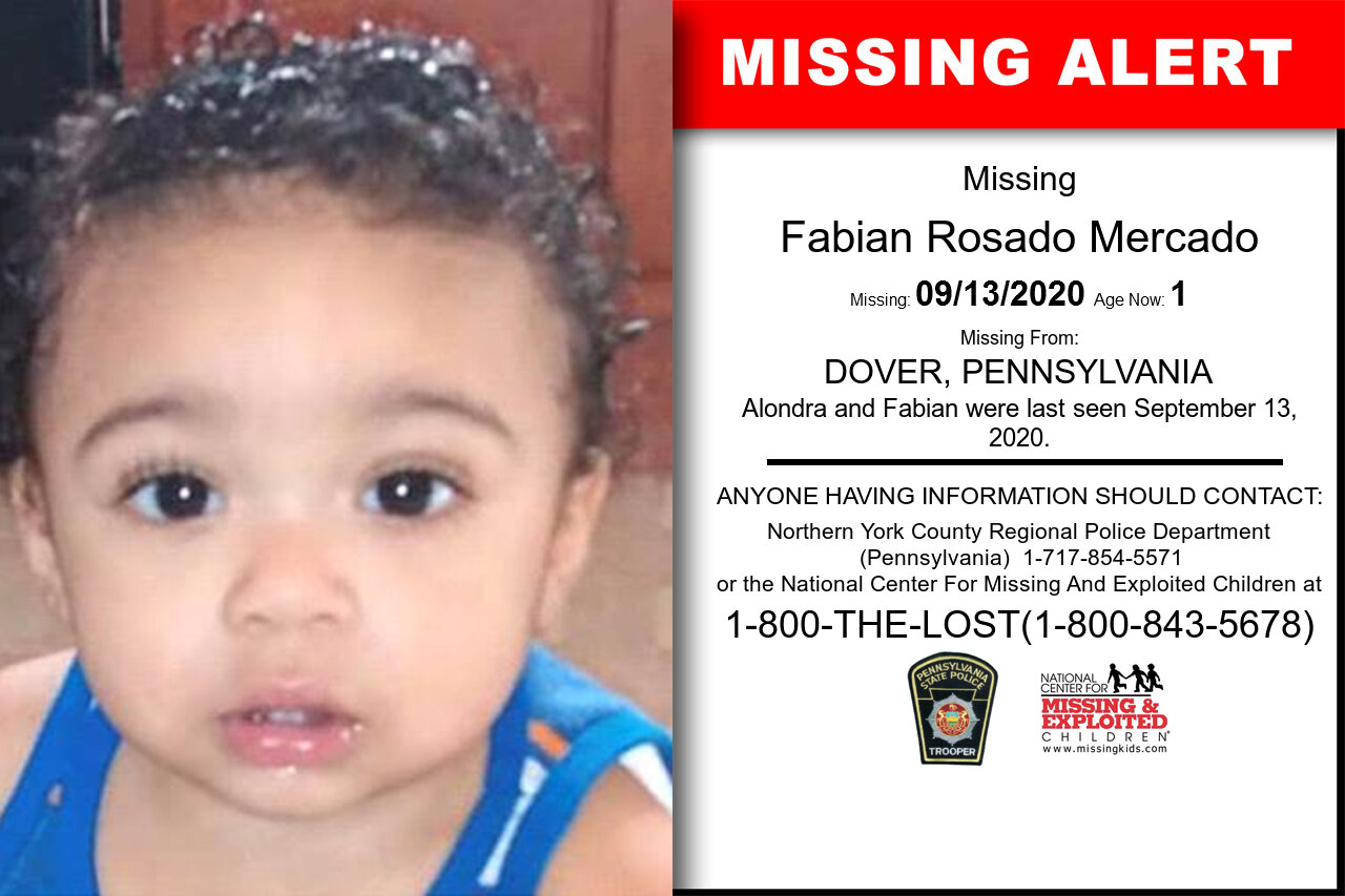 Fabian_Rosado_Mercado missing in Pennsylvania