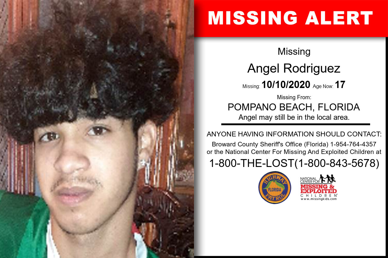 Angel_Rodriguez missing in Florida