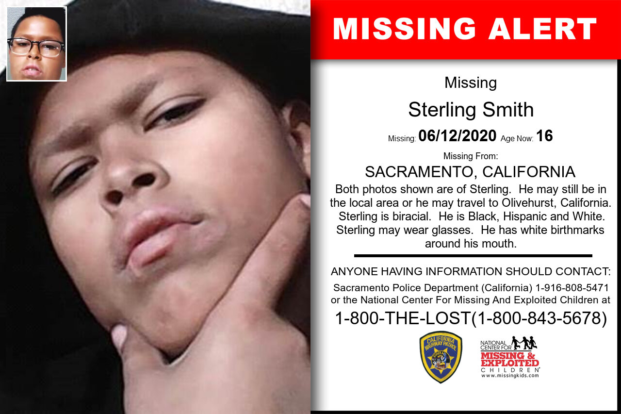 Sterling_Smith missing in California