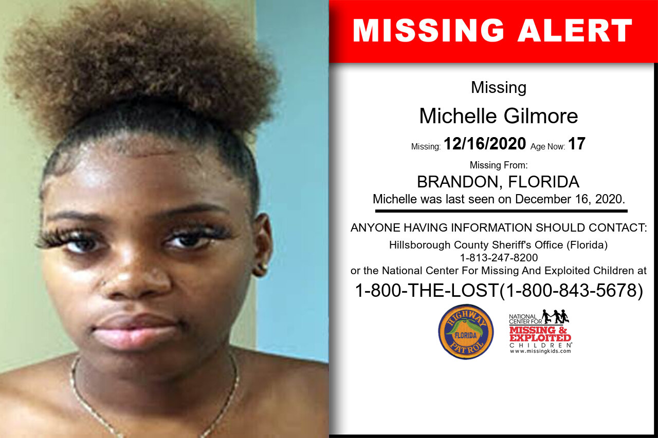 Michelle_Gilmore missing in Florida