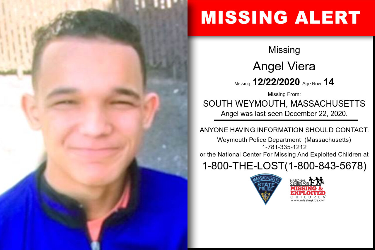 Angel_Viera missing in Massachusetts