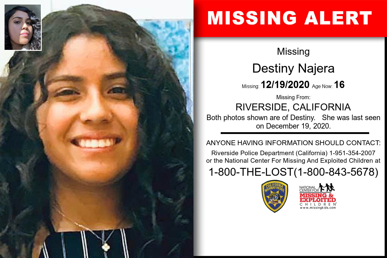 Destiny_Najera missing in California