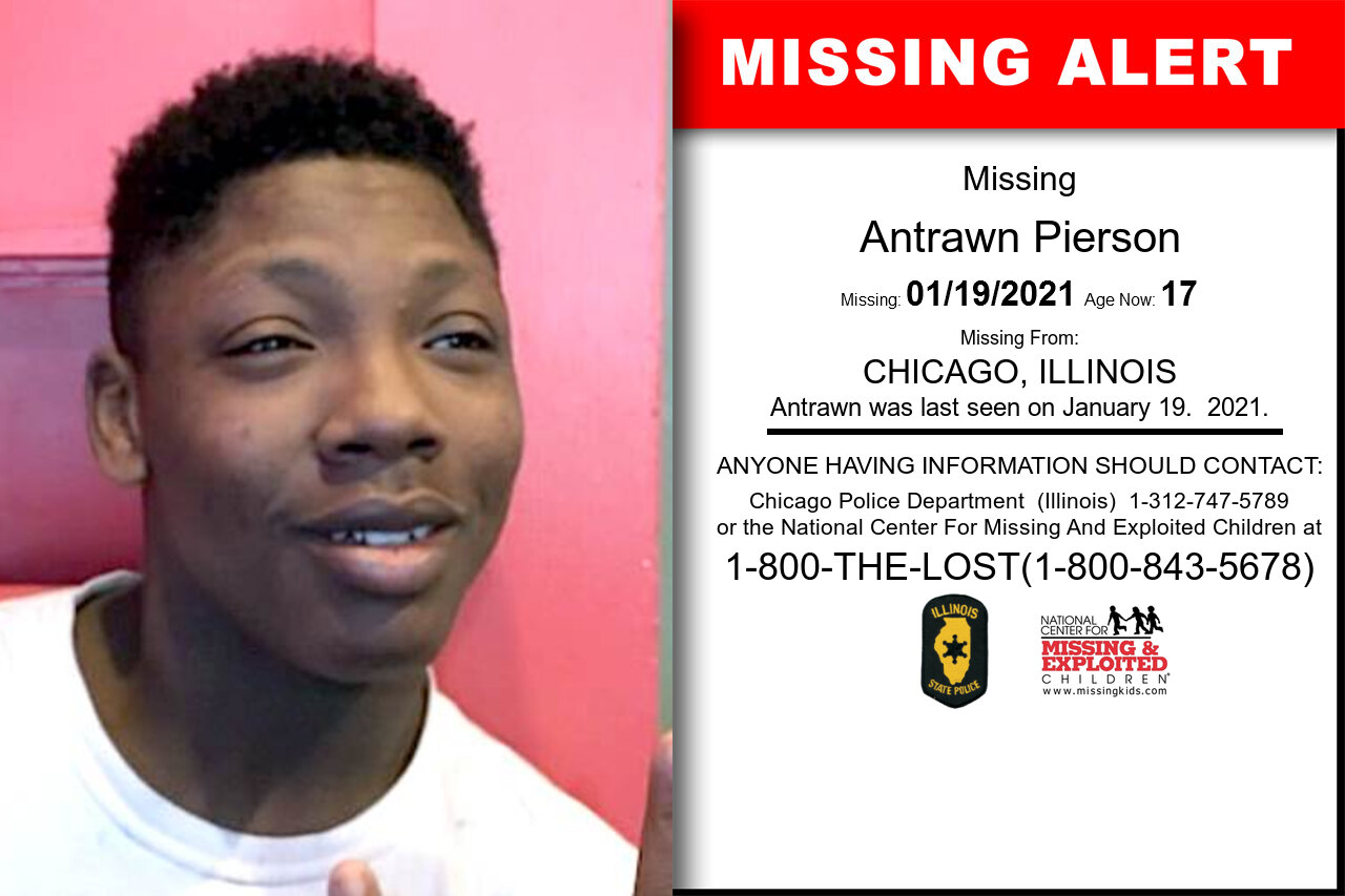 Antrawn_Pierson missing in Illinois