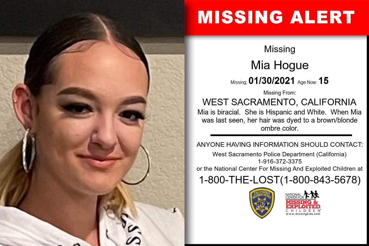 Mia_Hogue missing in California