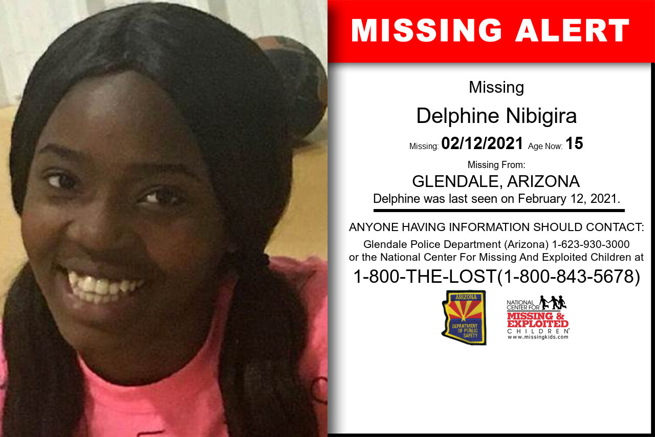 Delphine_Nibigira missing in Arizona
