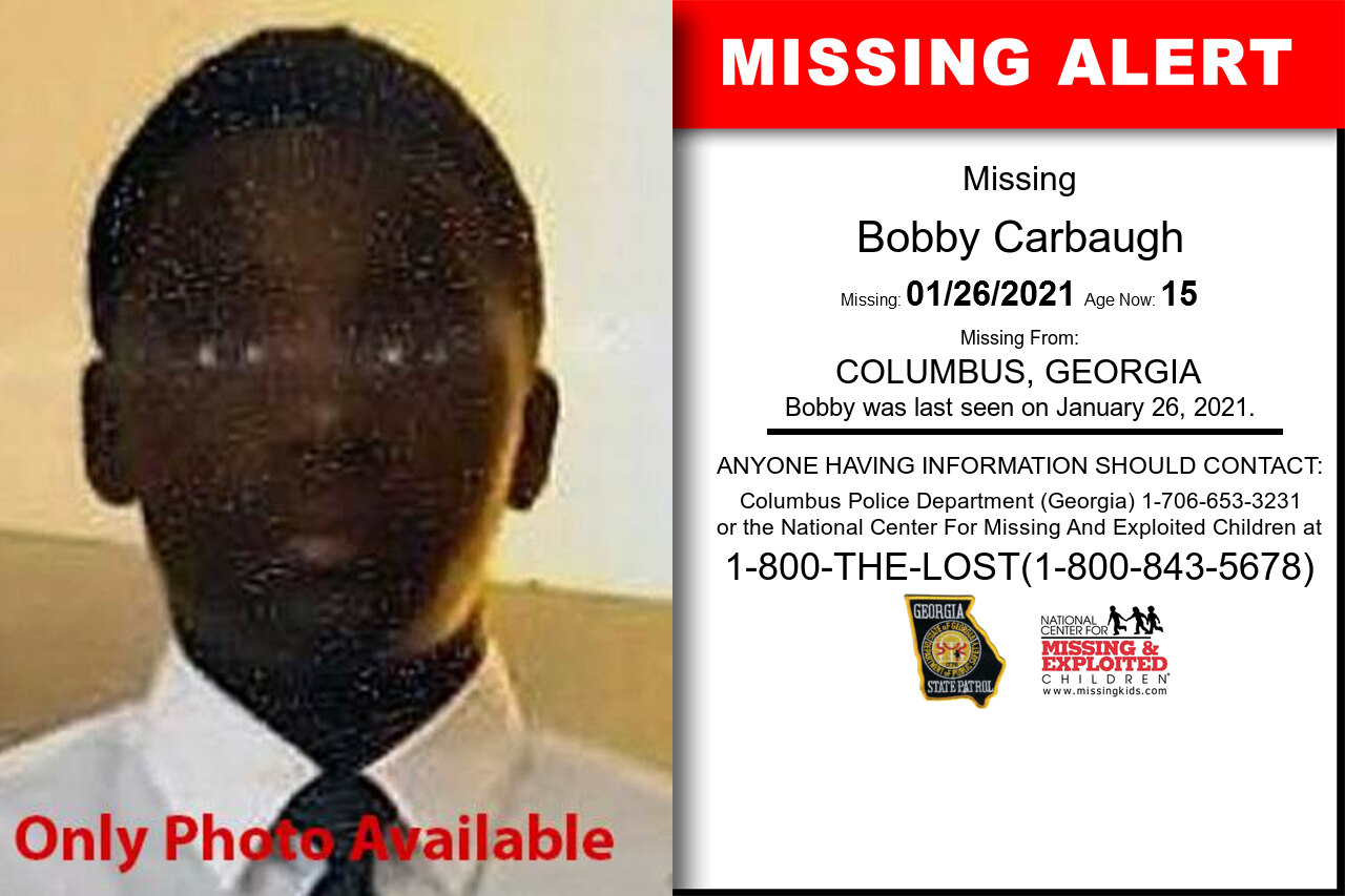 Bobby_Carbaugh missing in Georgia