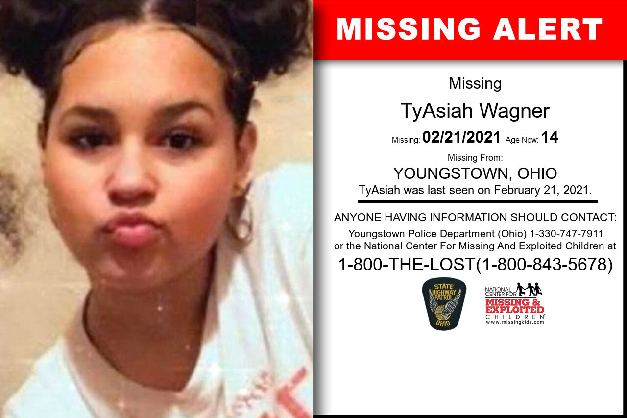TyAsiah_Wagner missing in Ohio