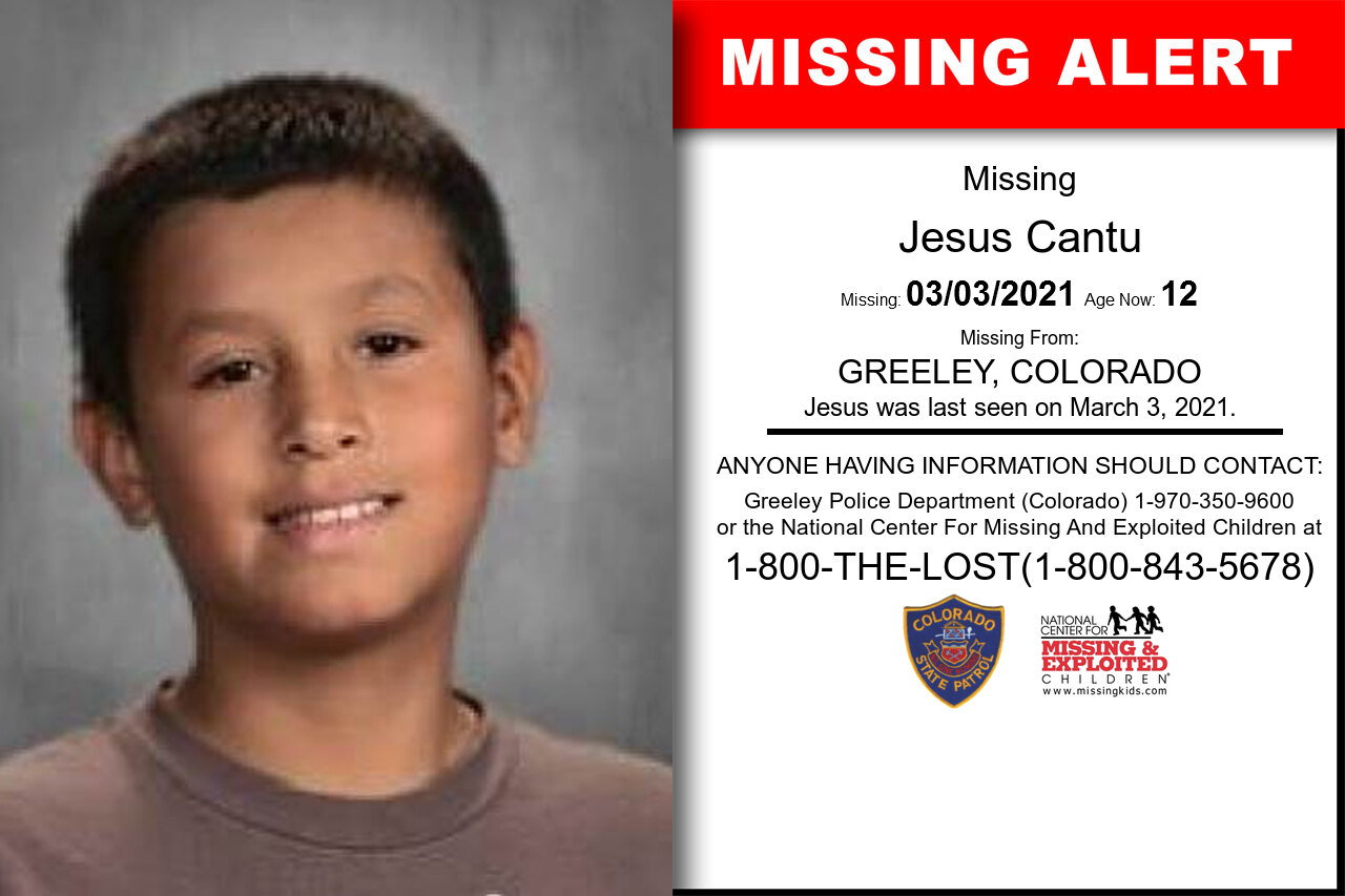 Jesus_Cantu missing in Colorado