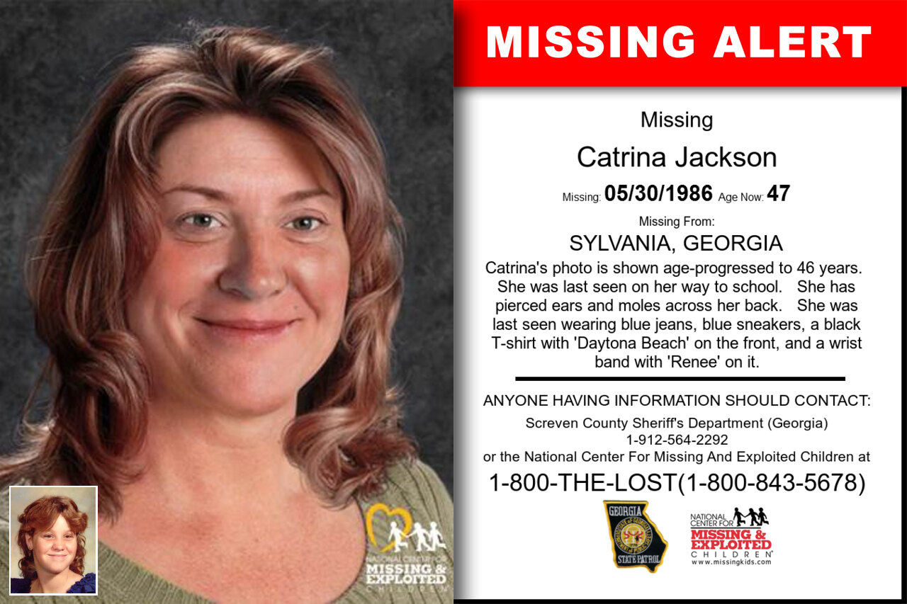 Catrina_Jackson missing in Georgia