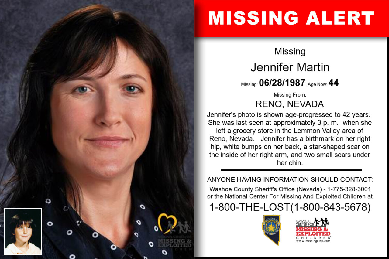 Jennifer_Martin missing in Nevada