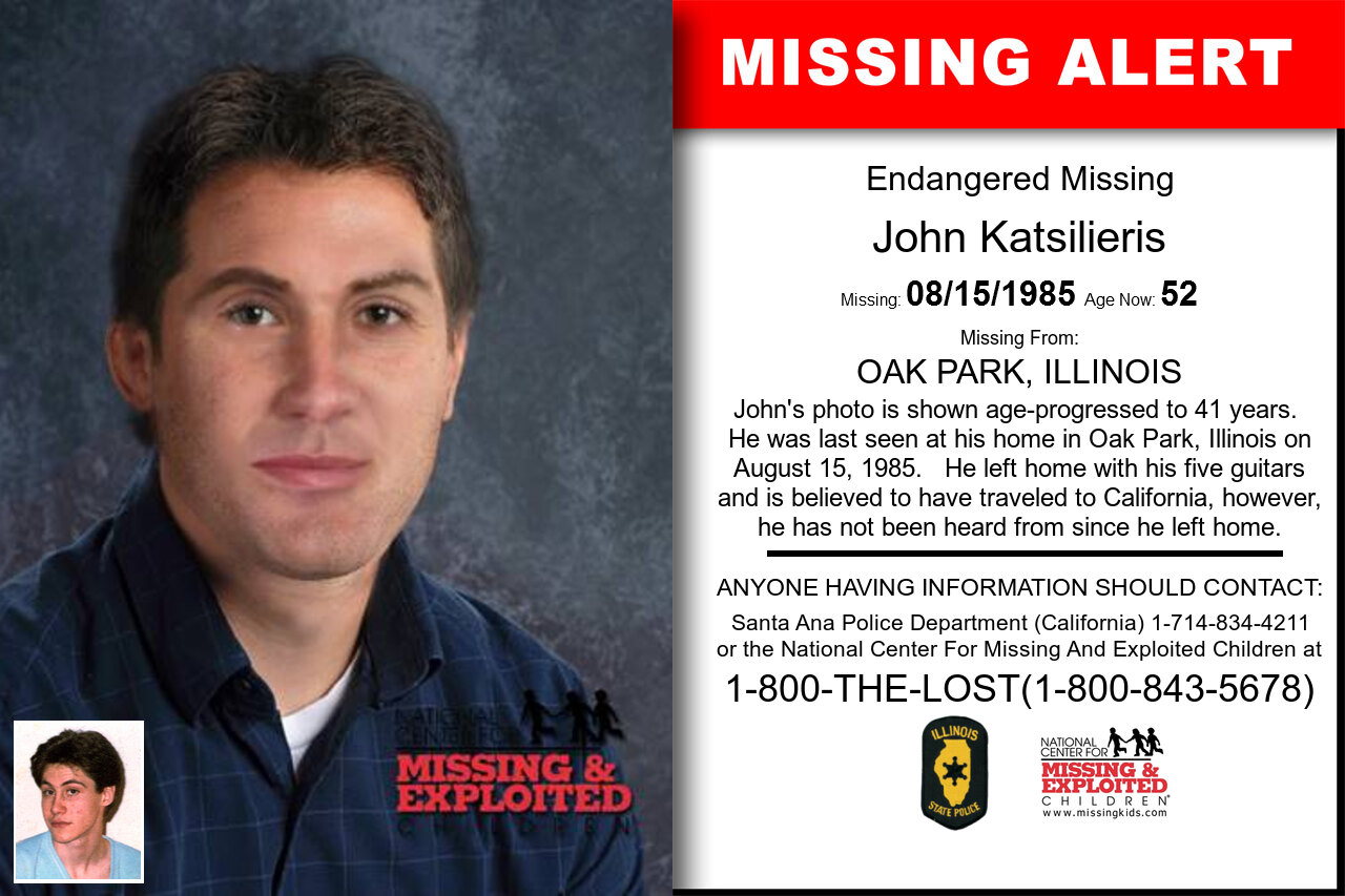 John_Katsilieris missing in Illinois