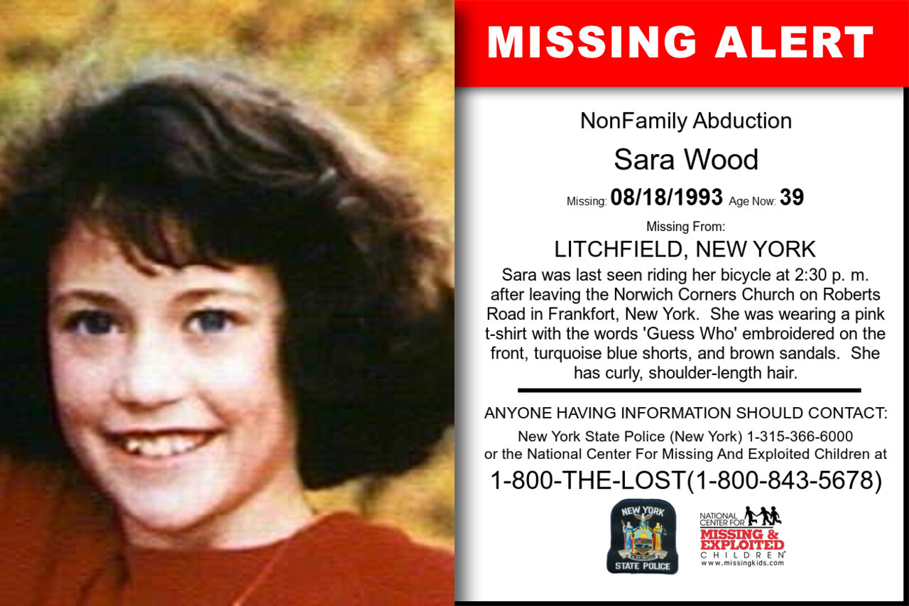 Sara_Wood missing in New_York