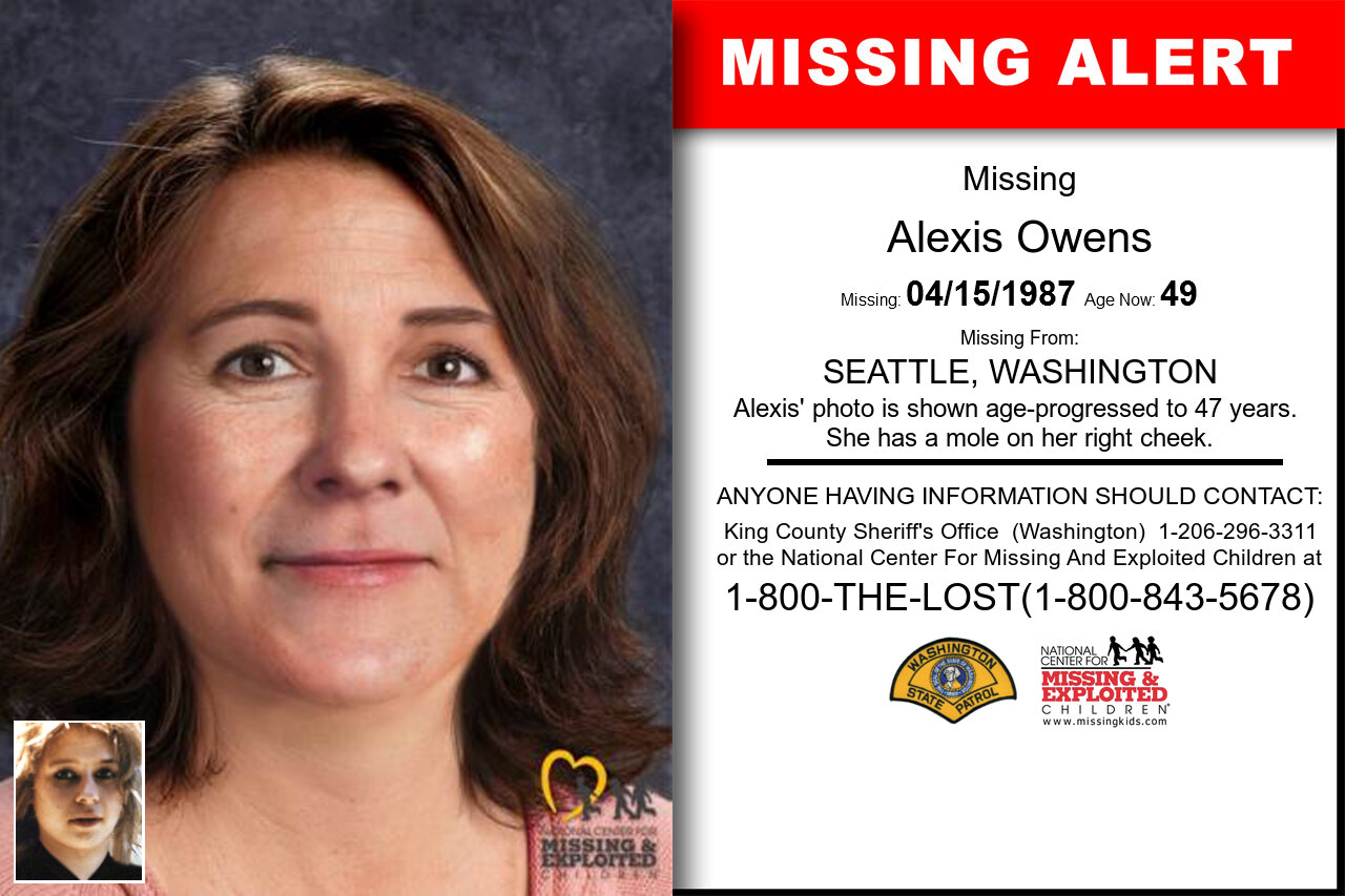 Alexis_Owens missing in Washington